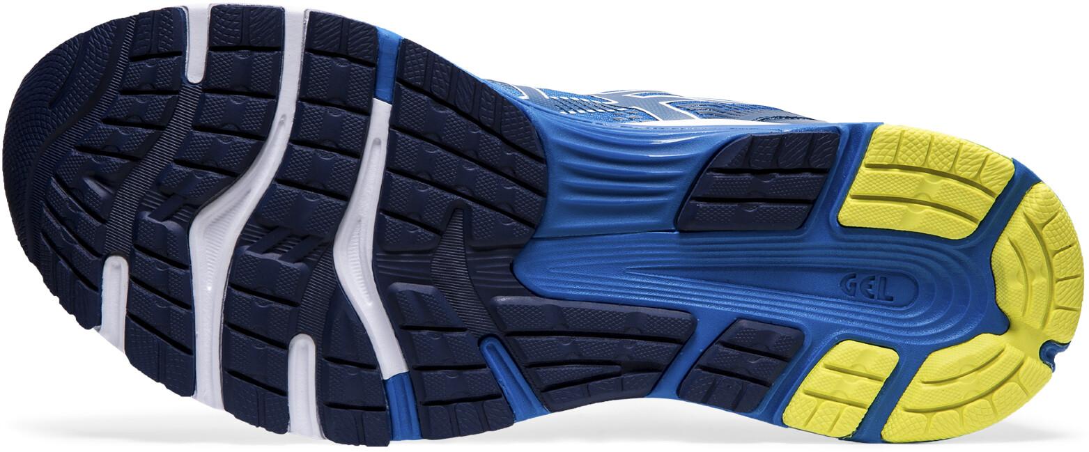 5bdf93398d asics Gel-Nimbus 21 Shoes Herren white/lake drive